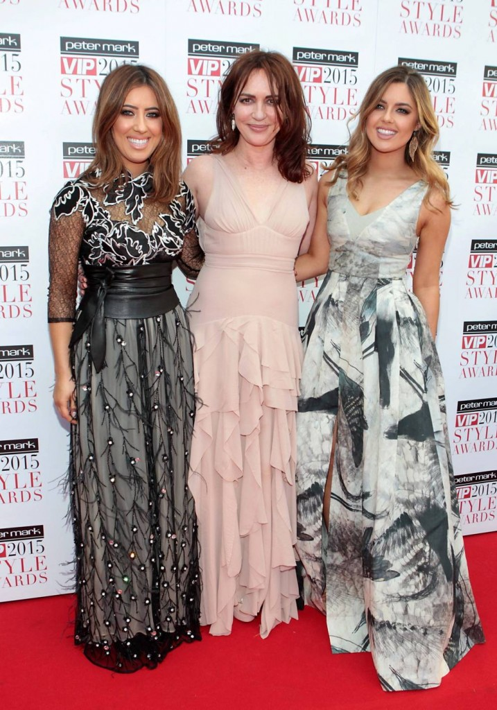 The trio looked stunning at our awards!