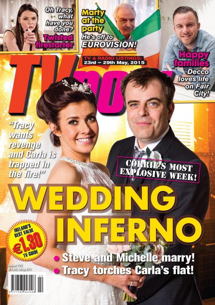This week's TVNow is out in shops now!