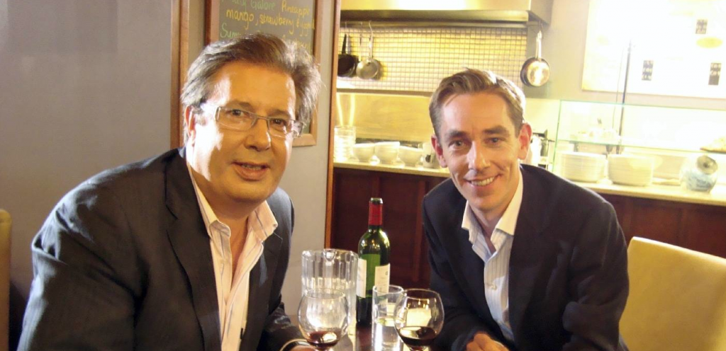 Ryan Tubridy opens up about the late Gerry Ryan