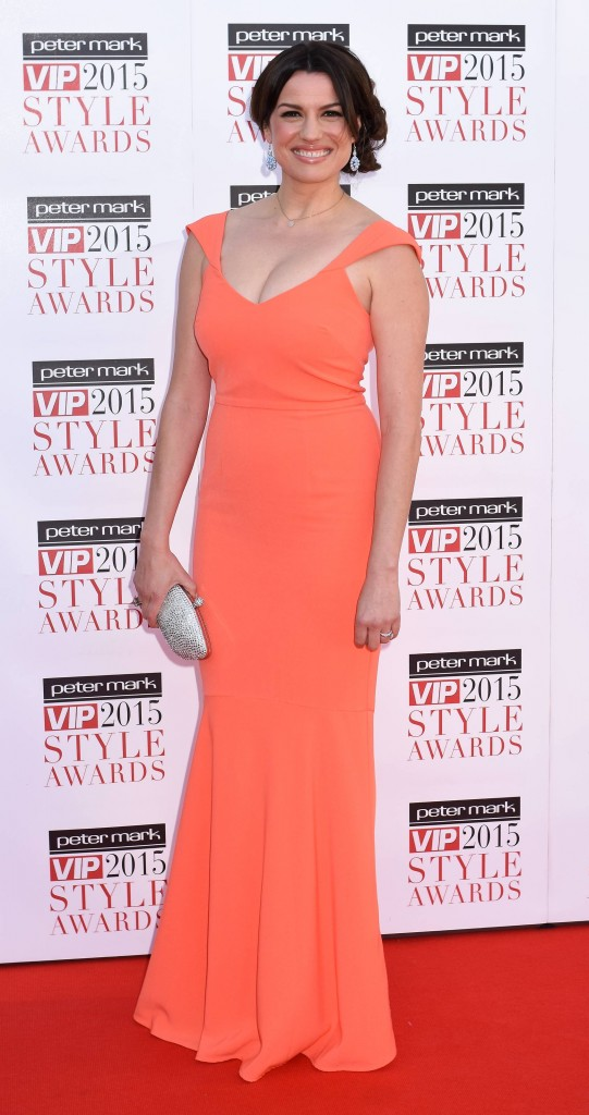 Caroline at our Style Awards this year