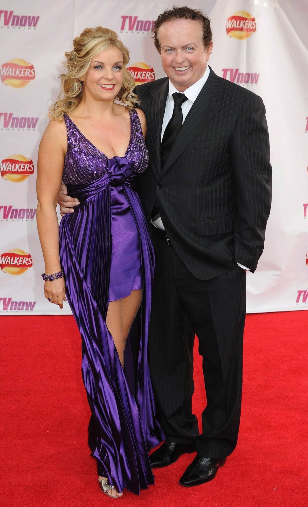 The pair made a rare public appearance at the 2010 TVnow awards