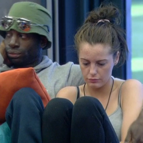 Jade says her personality is changing in the house