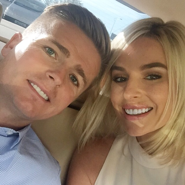 The couple enjoyed a date night in Dublin