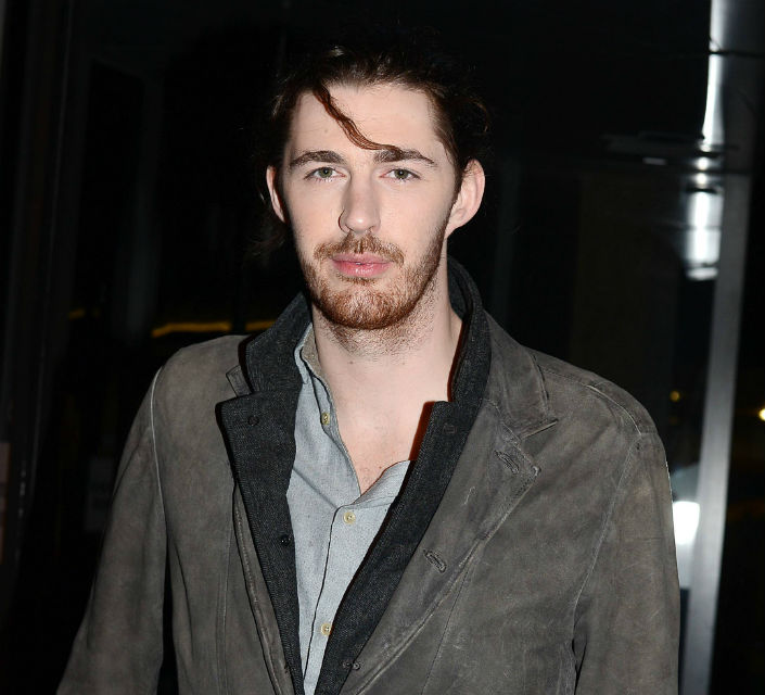 Hozier finds playing the main stage a little bit daunting
