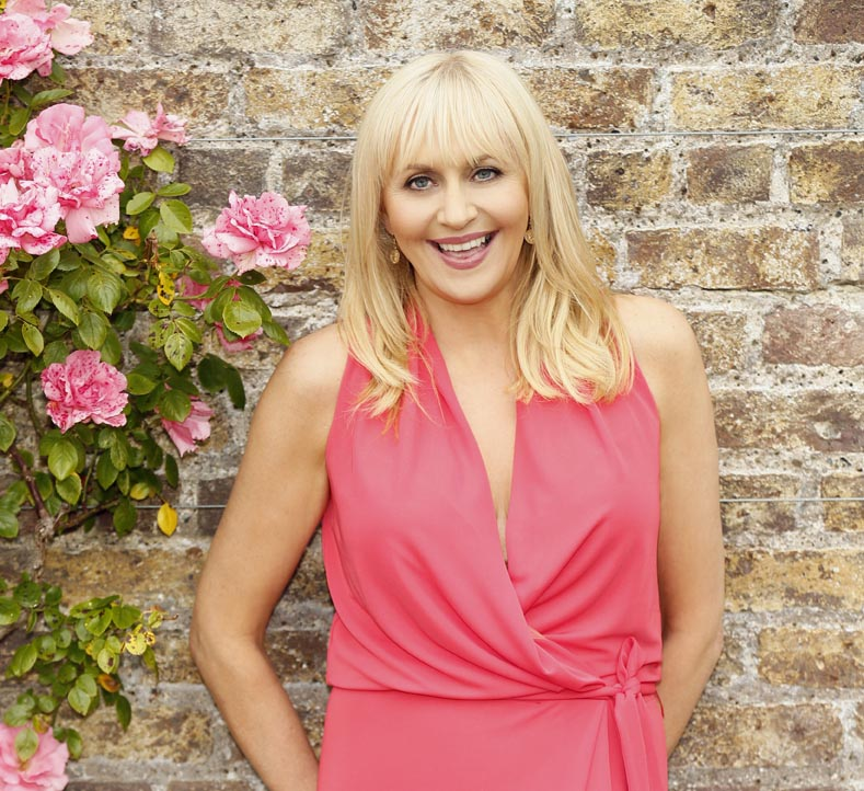 Miriam O'Callaghan has no interest in the Late Late