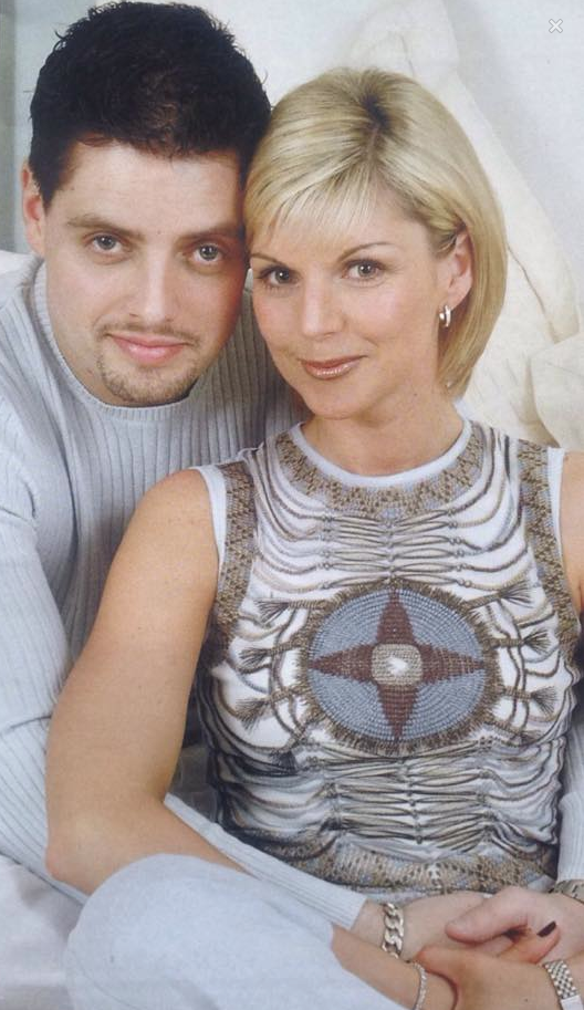 Keith and Lisa in our exclusive VIP shoot, back in 2001!