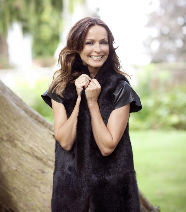 Sharon previously worked as a judge on The Voice of Ireland