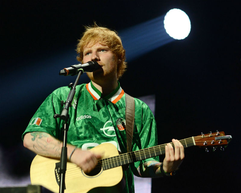 We can't wait to see Ed tomorrow night!