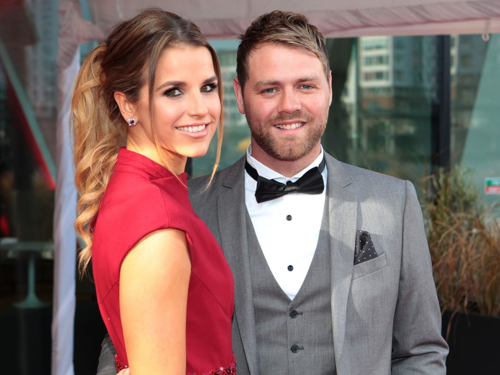 The pair, again pictured at the VIP Style Awards