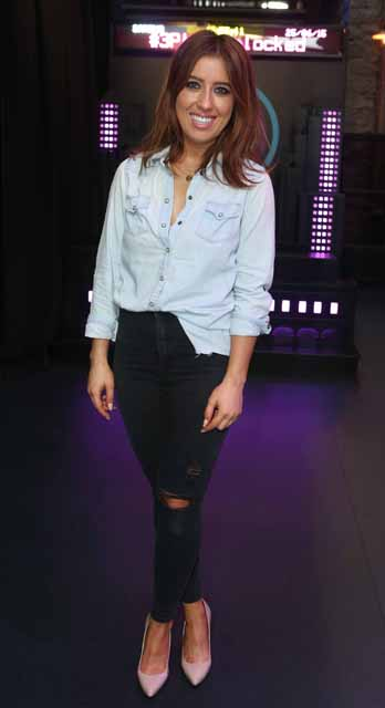 NO REPRO FEE 26/6/2015 .Lottie Ryan pictured at the launch of 3Plus,Three`s  exciting newrewardsprogramme in Bar Neon, 3Arena on Thursday,25thJune. 3Plus givesThreecustomersexclusive access to Irishrugbyandfootball tickets, musictickets at 3Arena, exclusivefestivalexperiences at Electric Picnic, Longitude and New Year`s FestivalDublin, restaurantoffers, traveldiscounts and offers like two-for 10.00,euro cinematickets -all at the touch of abutton.Sign up for 3PThree.ie/Plus  or download the app.Photo: Leon Farrell/Photocall Ireland.