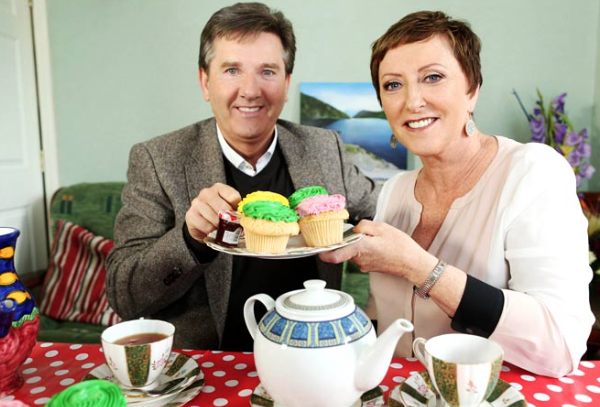 Daniel and Majella will hit our screens soon
