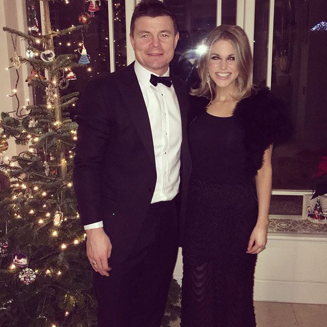 Amy and BOD looking unreal for their date night