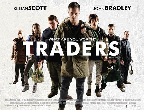 Traders is set to hit Irish cinemas in March. Photo credit: Traders Film Twitter Account