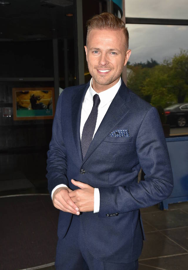 Nicky Byrne hosts Four Heads at RTE