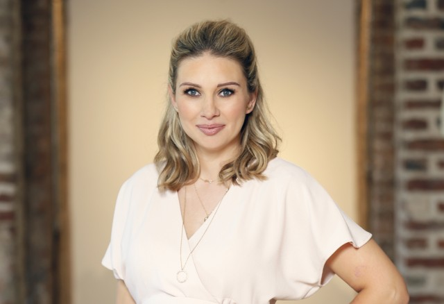 Anna Daly reveals that she'll be tuning in to TV3 while on maternity leave. PIC: Kieran Harnett