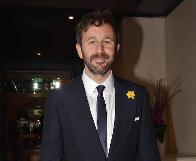 Jo has worked with our very own Chris O'Dowd. PIC: VIP Ireland