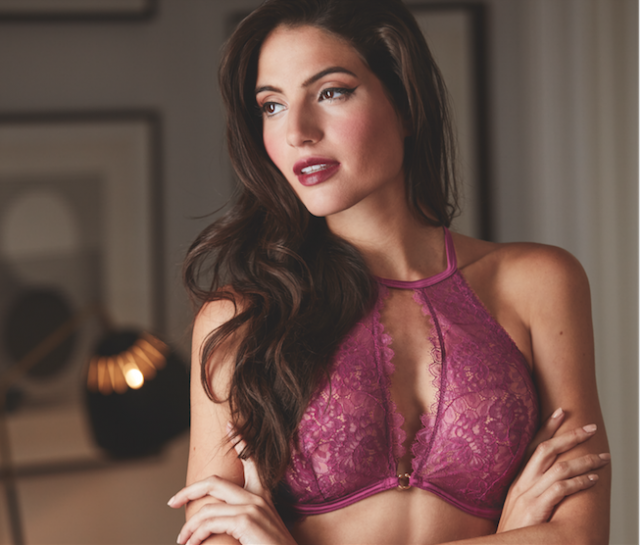 Want to win some stunning lingerie?