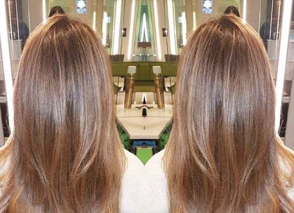 Want salon shiny hair? We have a top tip!