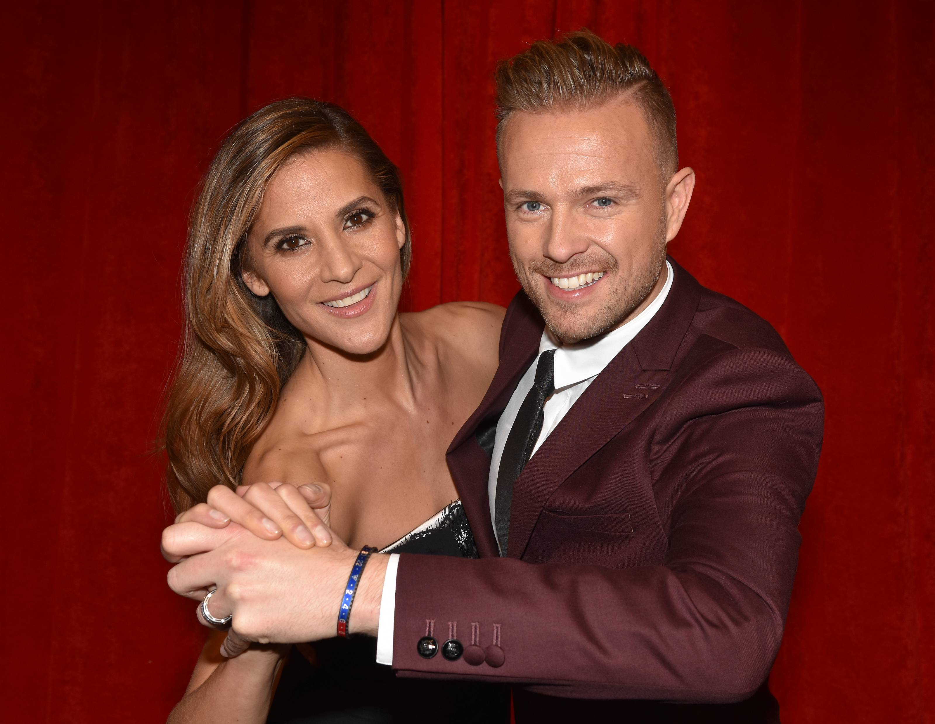 Nicky and Amanda co-hosted season one together Pic: VIP Ireland