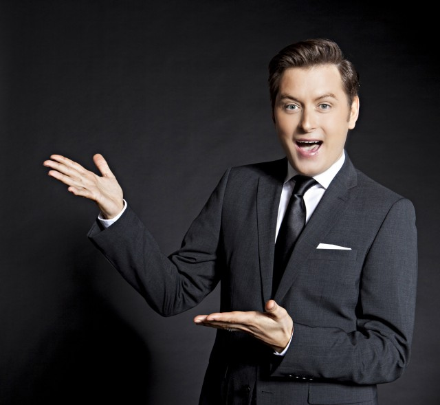 Sitting on A Fortune on TV3 Brian Dowling