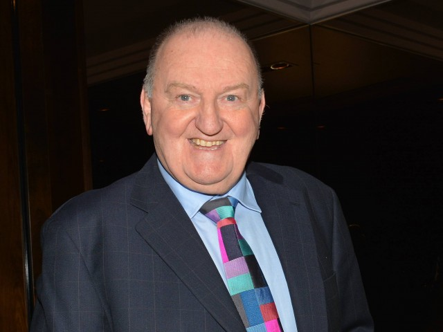 George Hook Book Launch