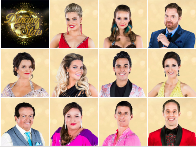 The DWTS lineup