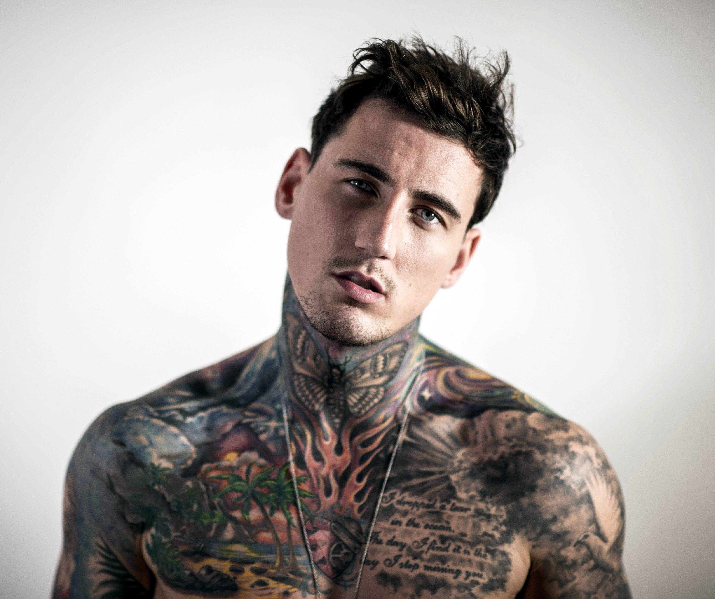 Jeremy McConnell Cooke Photoshoot EXCL