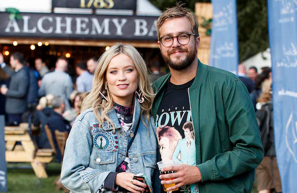Iain Stirling, Laura Whitmore