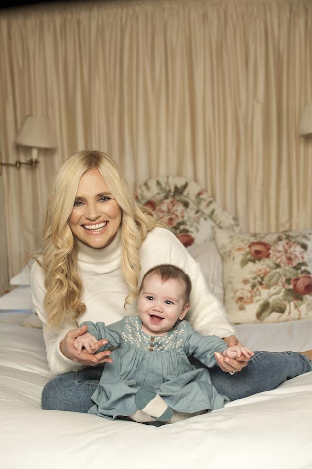 Karen Koster for VIP Magazine by Lili Forberg