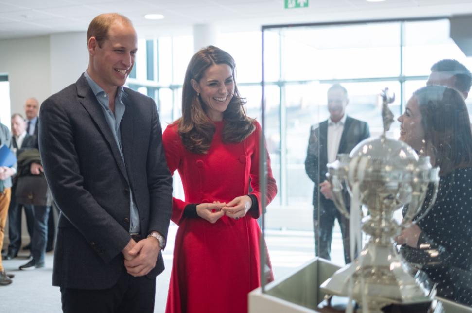 William and Kate via @KensingtonRoyal