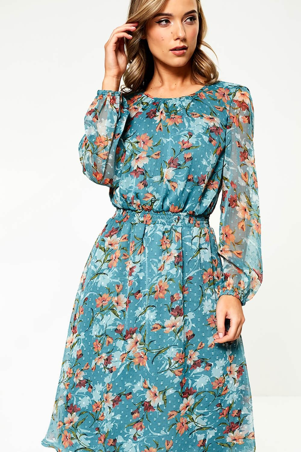 chiffon_overlay_dress_in_teal_floral_print-5