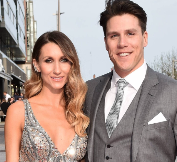 Peter O'Riordan And Wife Stephanie Evans Are Expecting