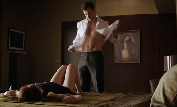 Every Fifty Shades Freed Sex Scene