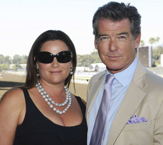 17th Anniversary Gift For Wife: Pierce Brosnan's Wife Keeley Shares Sweet Throwback Snap