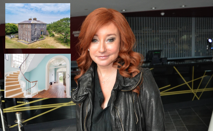 singer tori amos selling her stunning home in cork for  u20ac1