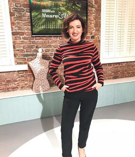 Stunning And Surprising New Looks: Maura Derrane Switches Things Up With A Stunning New Hair