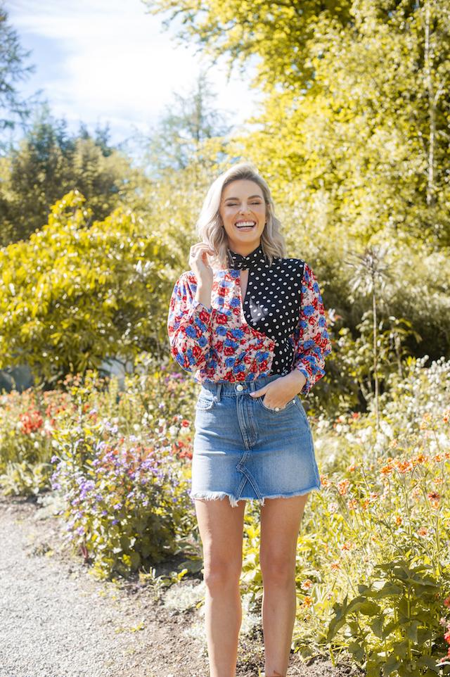 Pic: Lili Forberg Vip Magazine