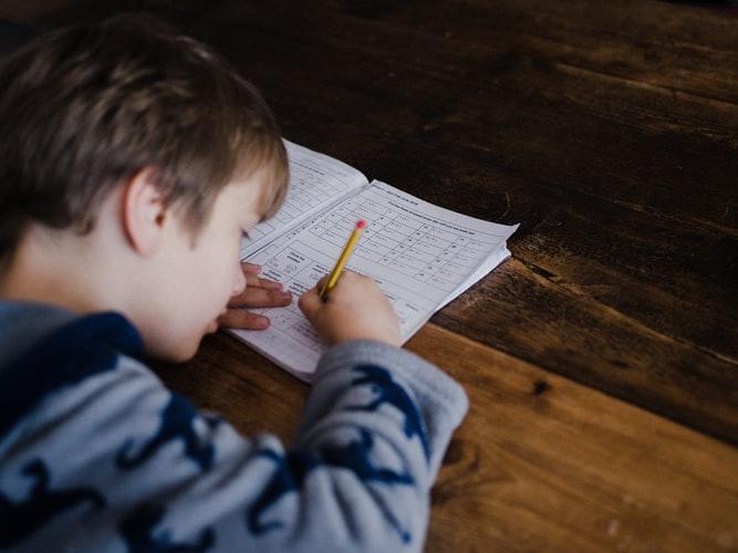 Homework, school